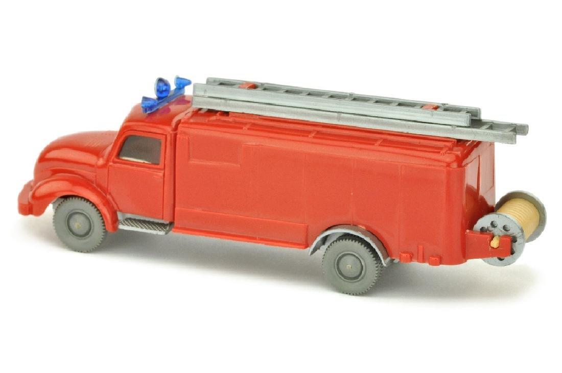 Spritzenwagen Magirus, rot/silbern - 2