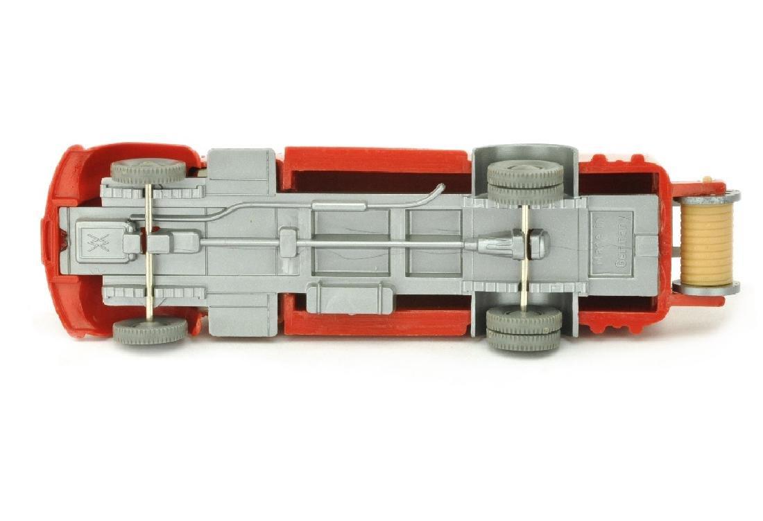 Spritzenwagen Magirus, rot/silbern - 3