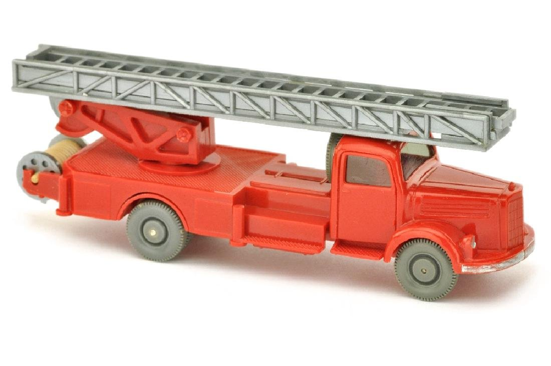Leiterwagen MB 3500, rot