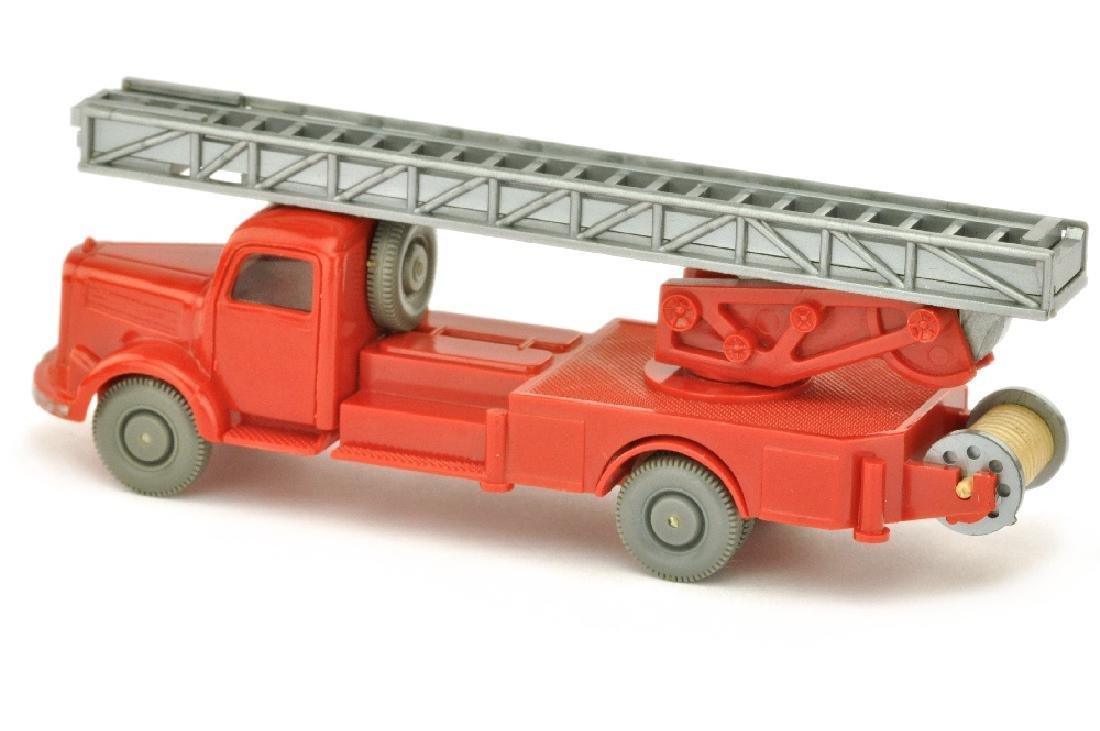 Leiterwagen MB 3500, rot - 2