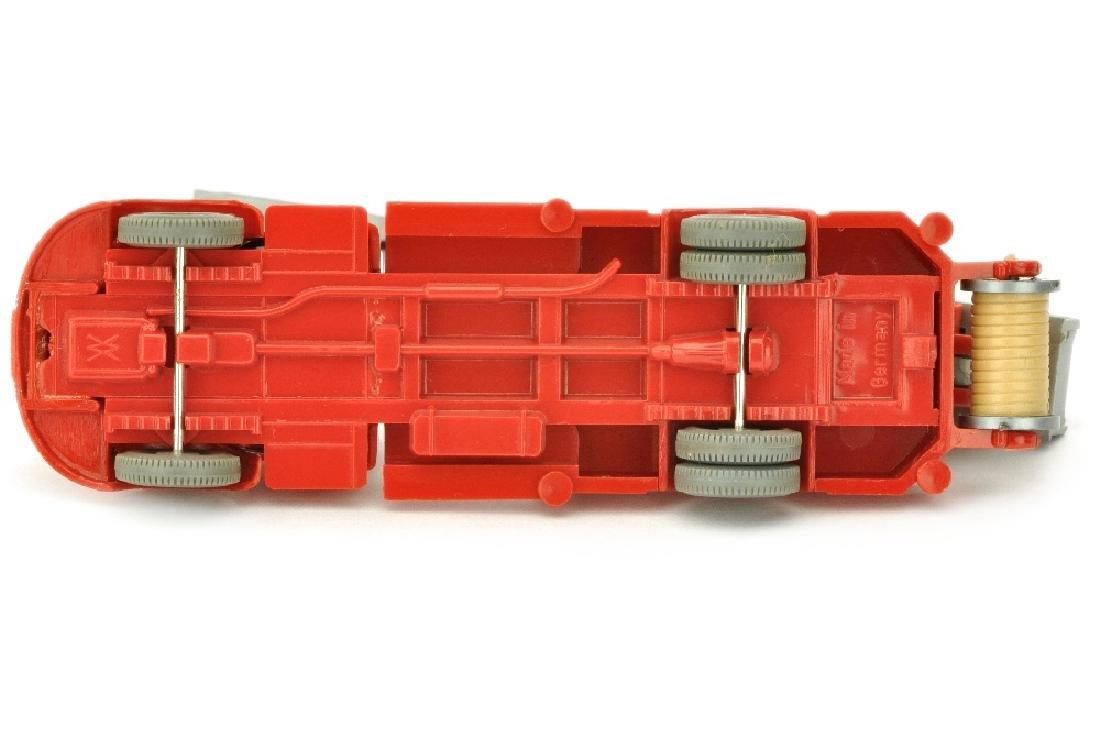 Leiterwagen MB 3500, rot - 3