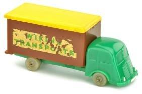 Koffer-LKW Fiat Wiking Transporte (AZB)