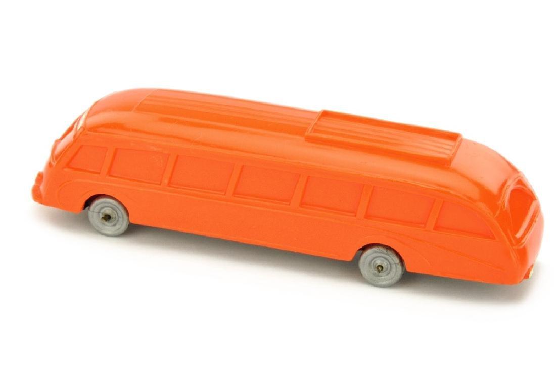 Stromlinienbus (Typ 2), leuchtorange - 2