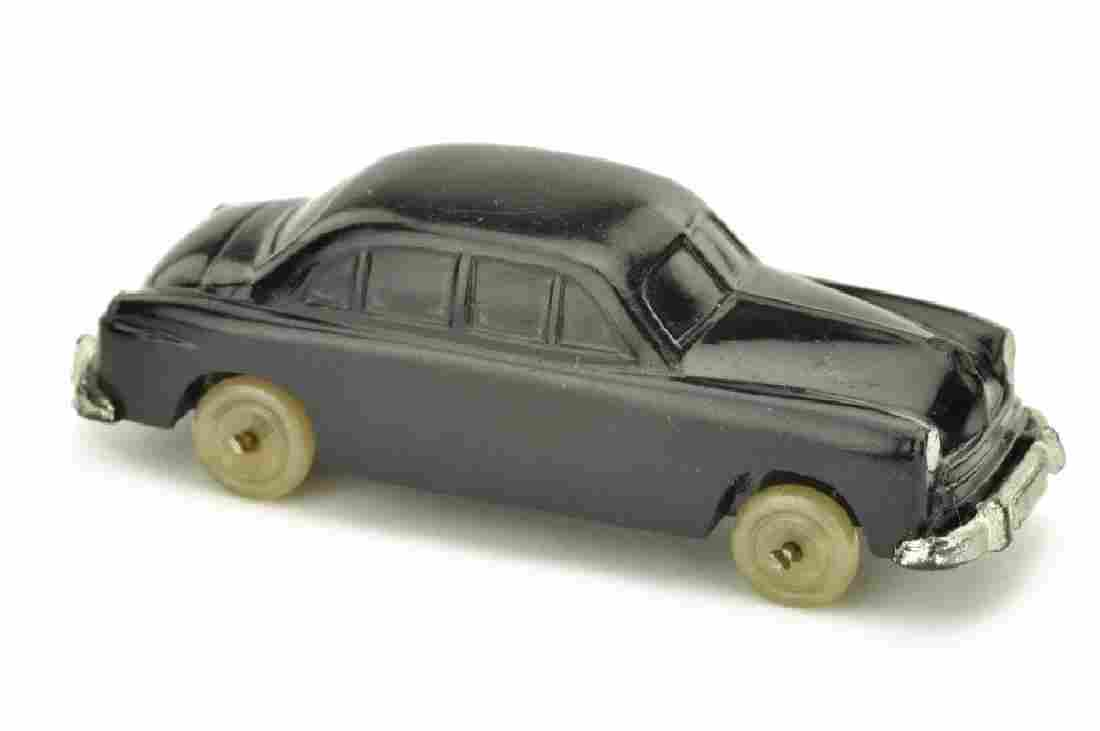 Amerkanische Limousine, schwarz (ohne Naht)