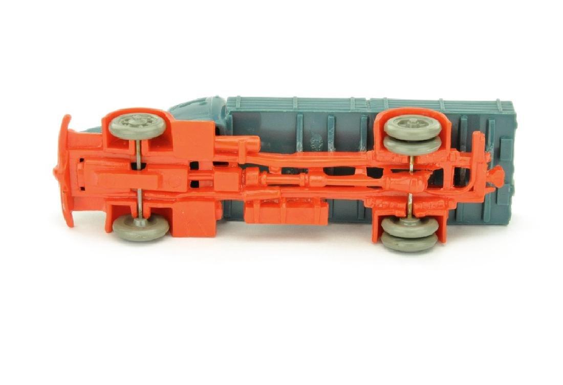 Buessing 8000, mattgraublau/orange - 3