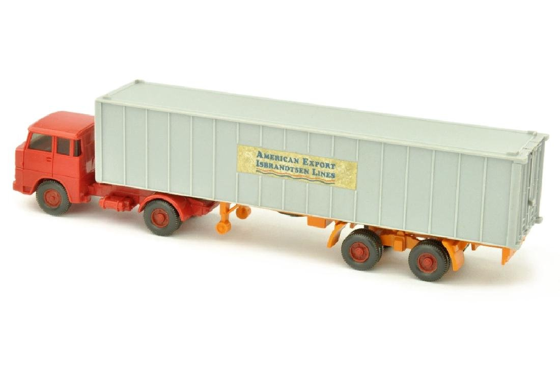 """Container-LKW HS 14 """"American Export"""" - 2"""