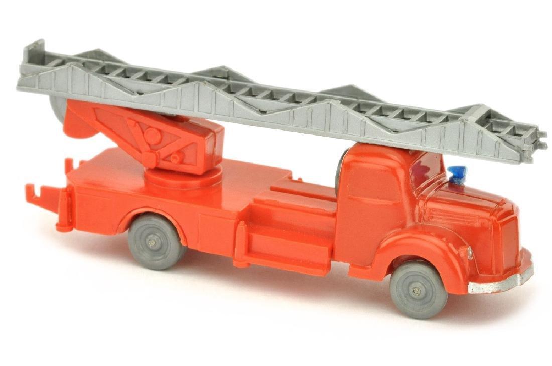 Leiterwagen MB 3500 (Kabinenboden offen)