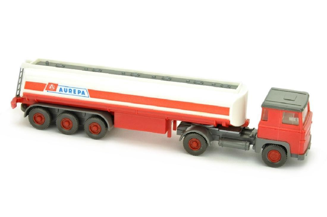 Werbemodell Aurepa - Tanksattelzug Scania 110