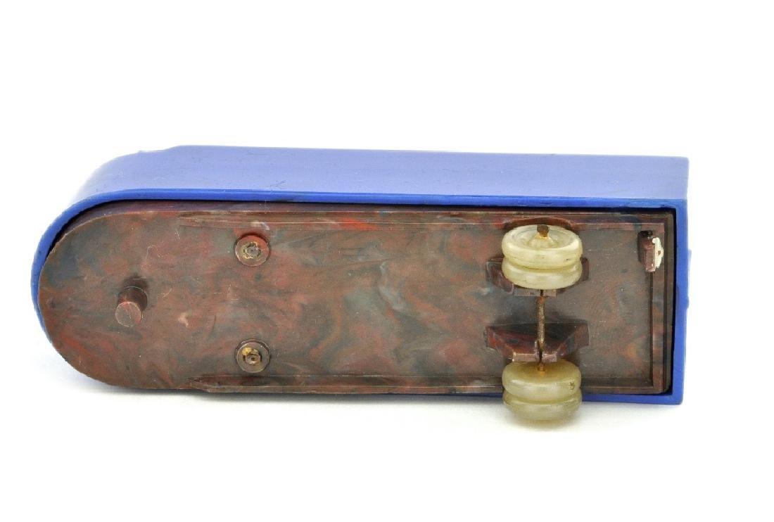 Auflieger fuer Sattelzug White (Typ 1), ultramarin - 3