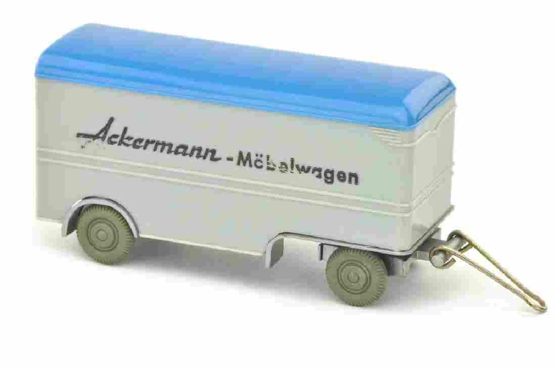 Anhaenger zum Werbemodell Ackermann/1C