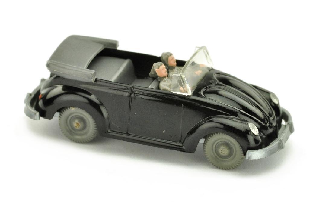 VW Kaefer Cabrio (Typ 2), schwarz