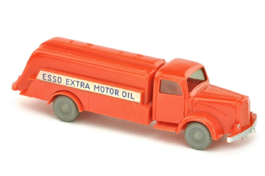 Esso-Tankwagen MB 5000, orangerot