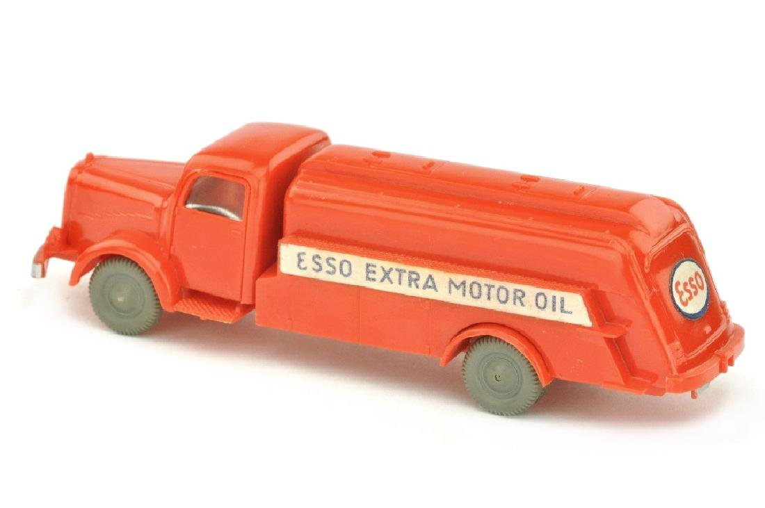 Esso-Tankwagen MB 5000, orangerot - 2