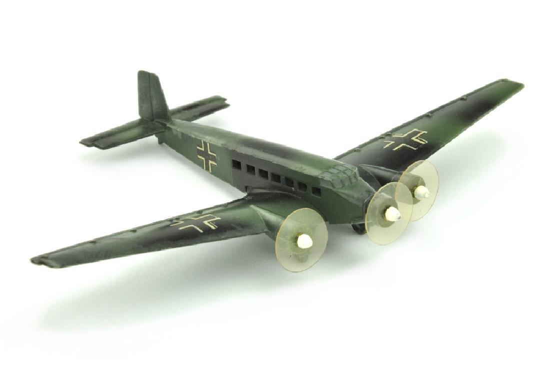Flugzeug Junkers Ju 52 (tarnlackiert)