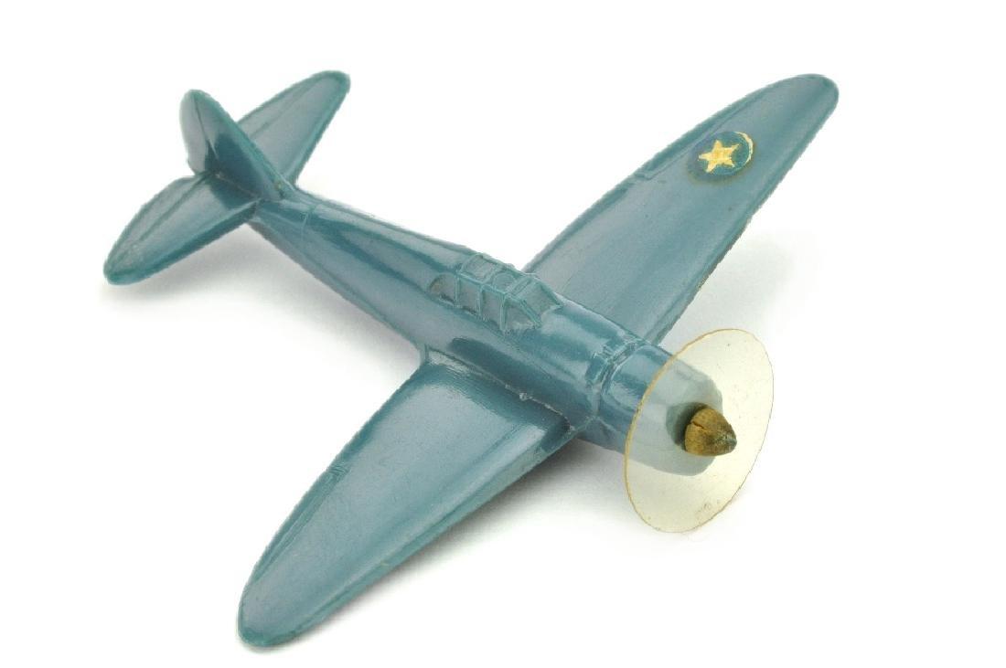 """Flugzeug USA 19 """"Thunderbolt"""" (taubenblau)"""