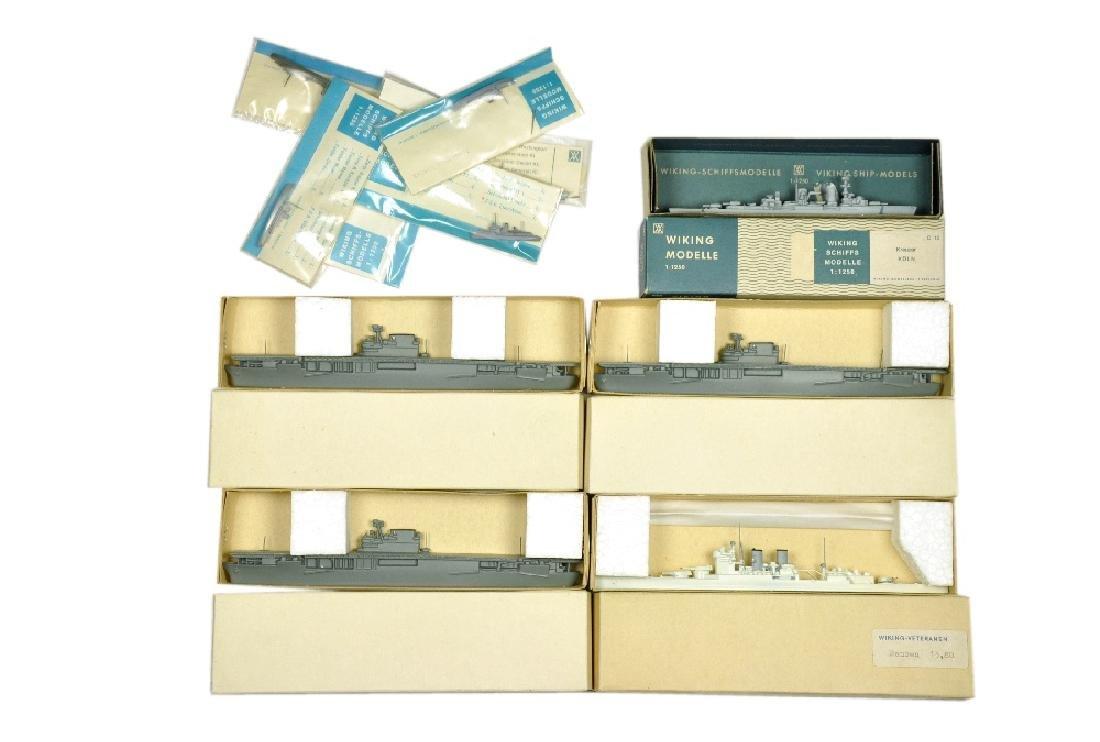 Konvolut 109 Kriegsschiffe - 2