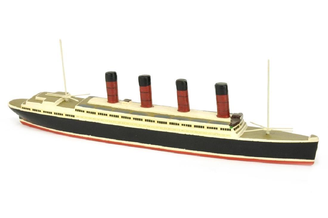 Passagierschiff Aquitania (Dr. Grope)