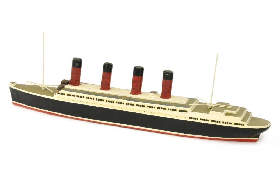 Passagierschiff Aquitania (Dr. Grope) - 2