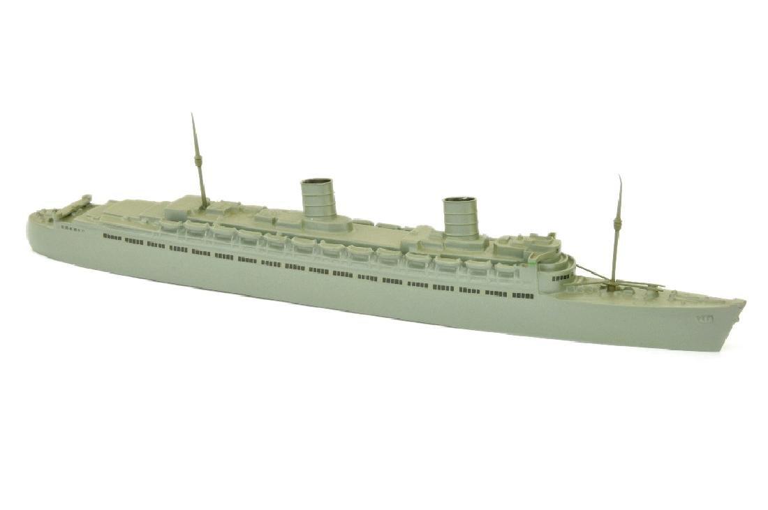 Passagierschiff Queen Elisabeth (Dr. Grope)