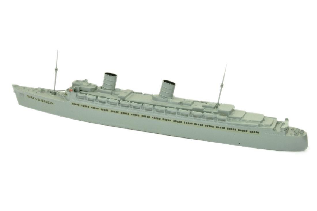 Passagierschiff Queen Elisabeth (Dr. Grope) - 2