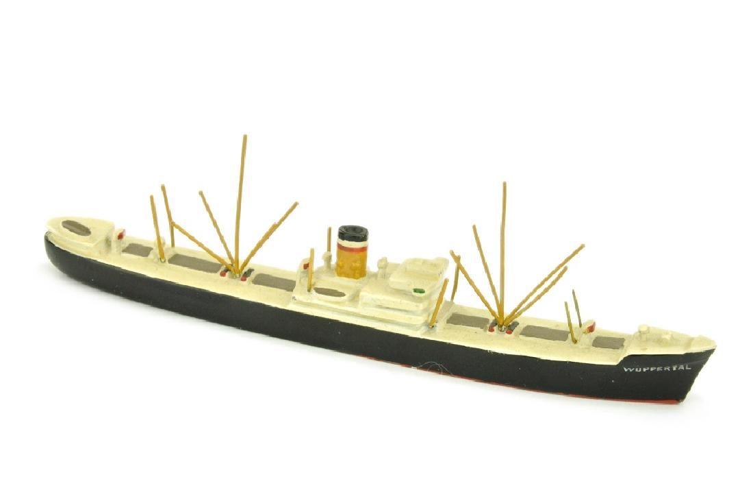 Frachtschiff Wuppertal