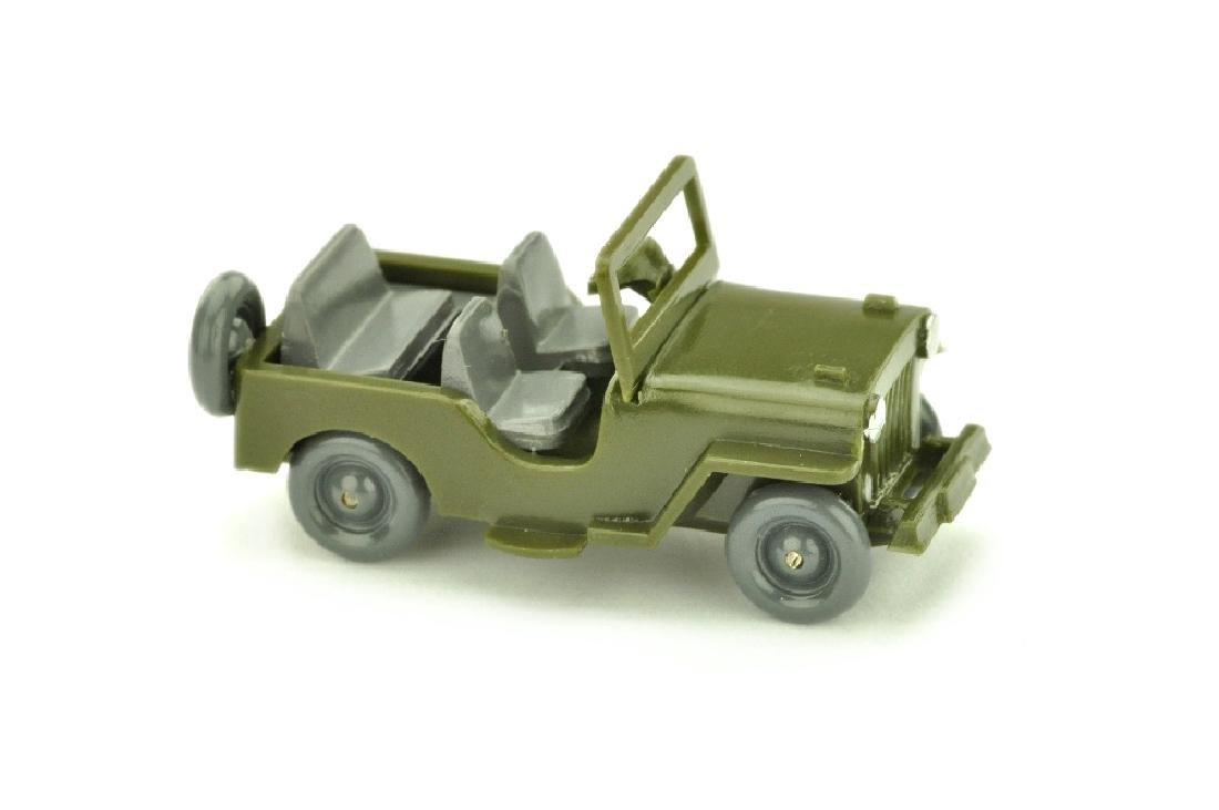 Jeep (Typ 3), olivgruen