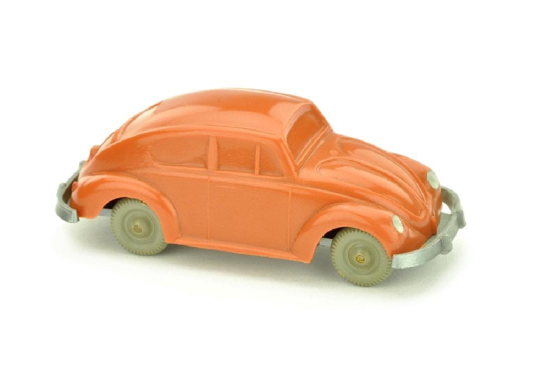 VW Kaefer (Typ 4), korallenrot (grosse HS)