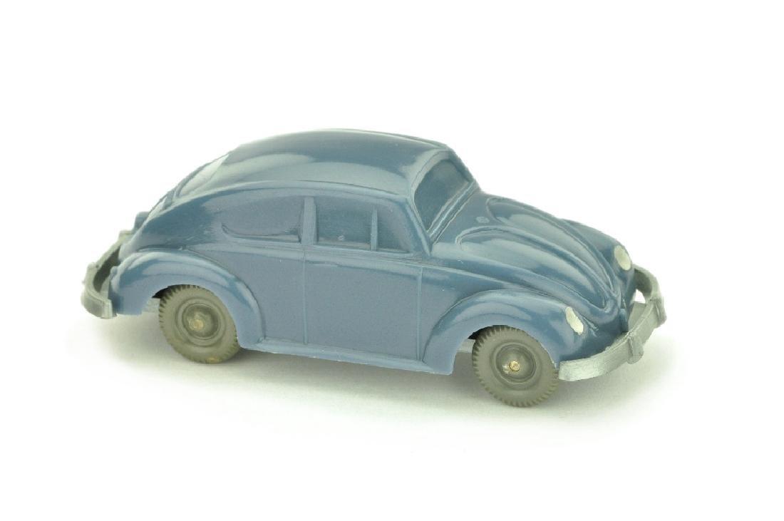 VW Kaefer (Typ 4), mattgraublau (grosse HS)