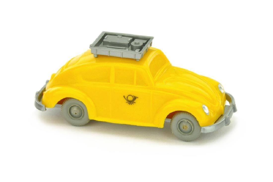 VW Kaefer Post (zwei Auspuffrohre)
