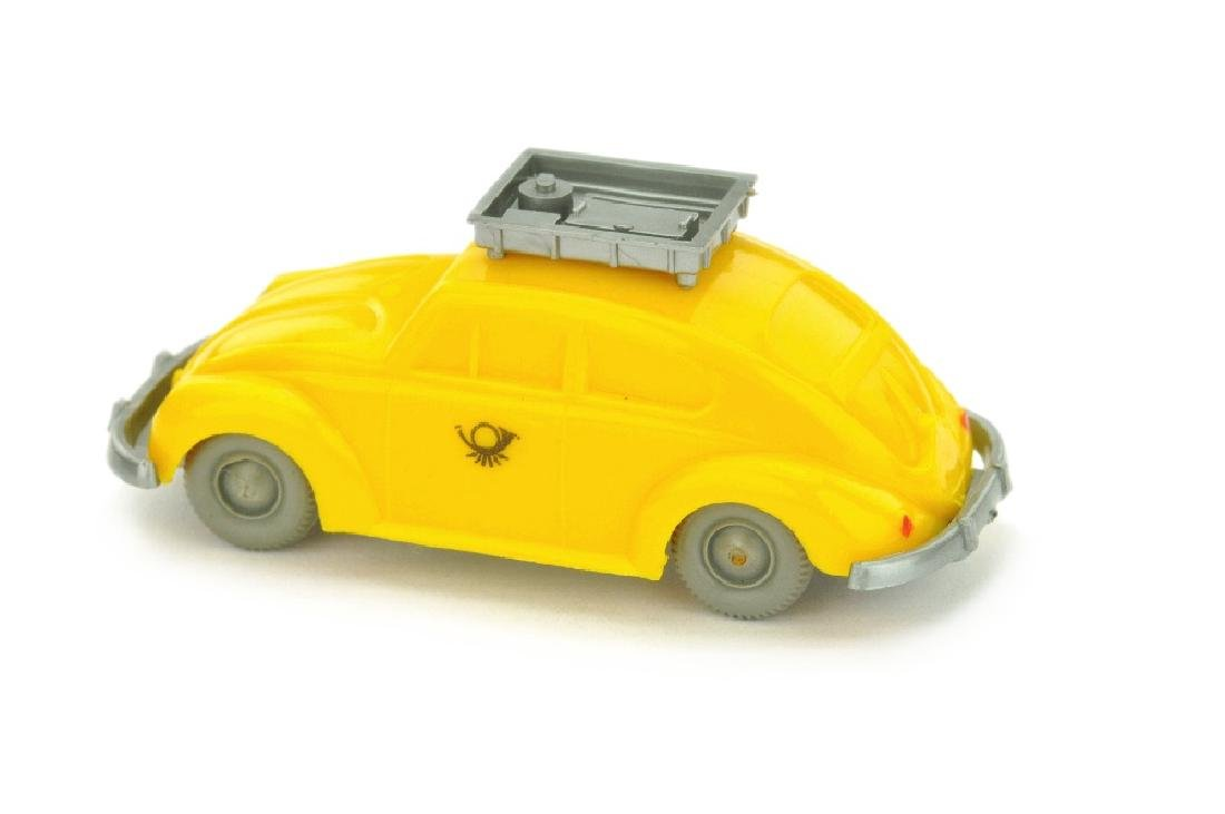 VW Kaefer Post (zwei Auspuffrohre) - 2