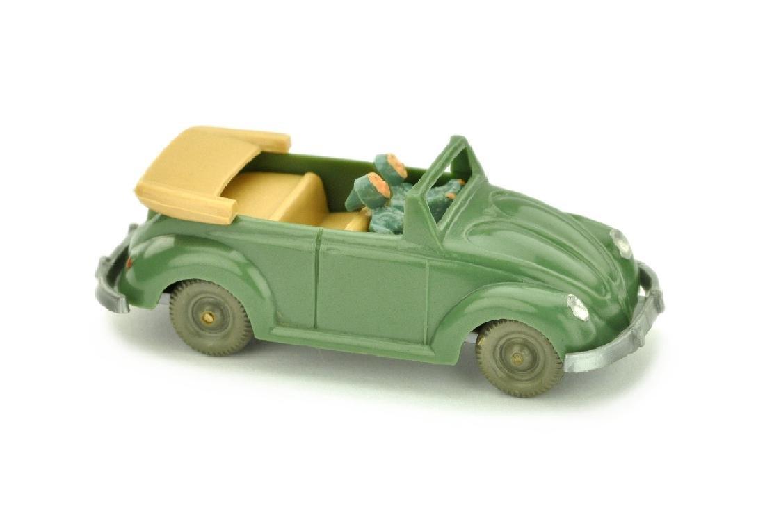 VW Kaefer Cabrio (Typ 1), dunkelresedagruen