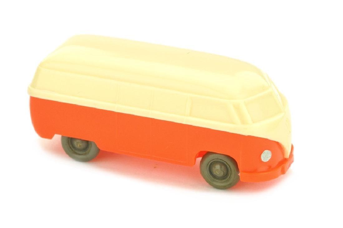 VW T1 Kasten (Typ 3), creme/orange