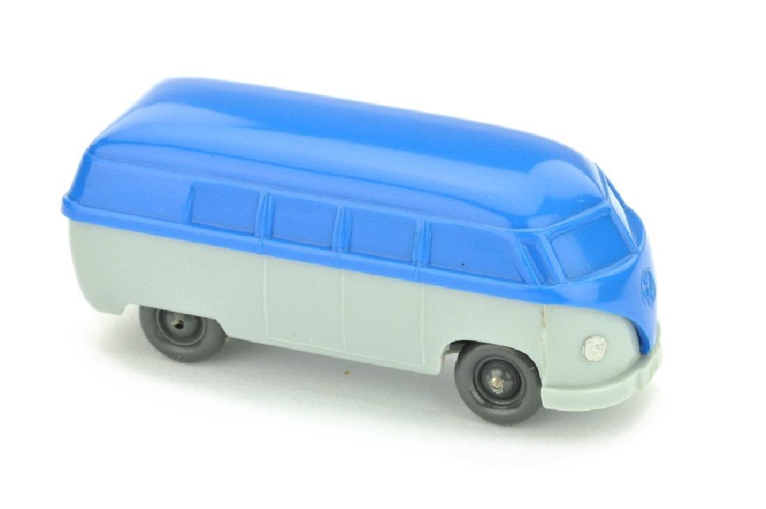 VW T1 Bus (Typ 3), himmelblau/silbergrau