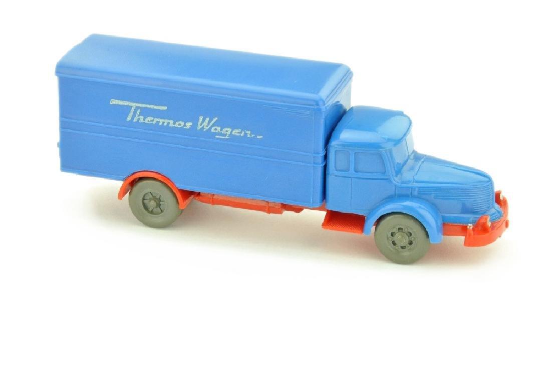 Thermos-Wagen Krupp-Titan, himmelblau