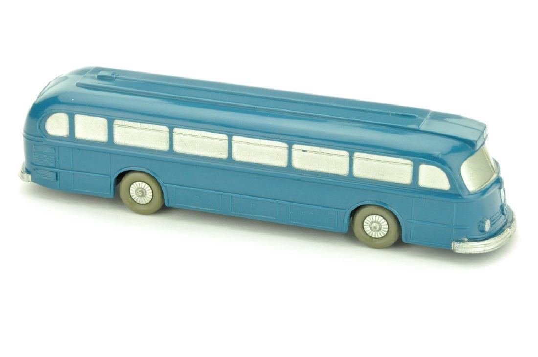 Omnibus Mercedes O 6600, azurblau