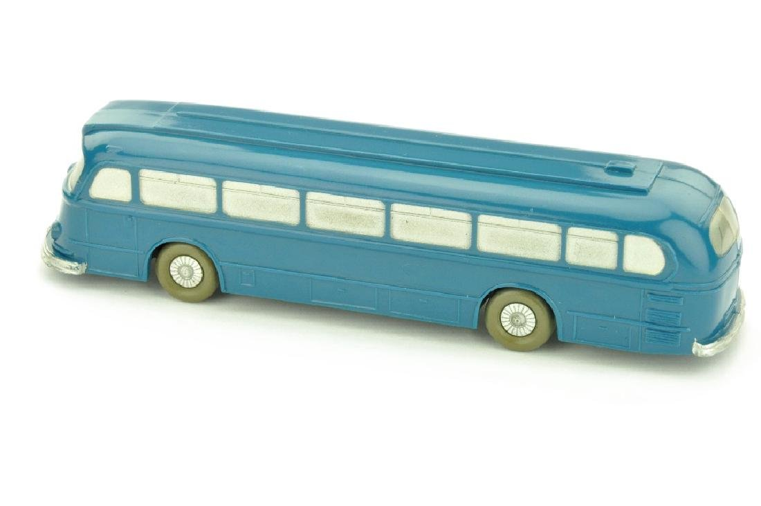 Omnibus Mercedes O 6600, azurblau - 2