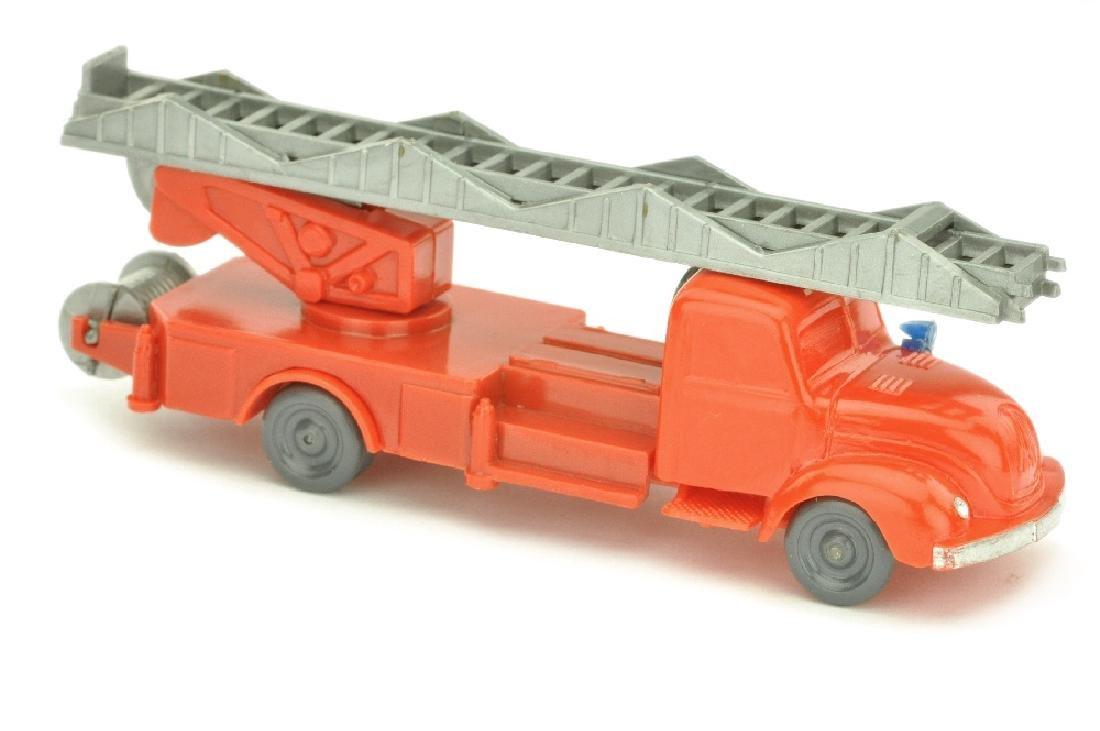 Leiterwagen Magirus (Aufbau rot)