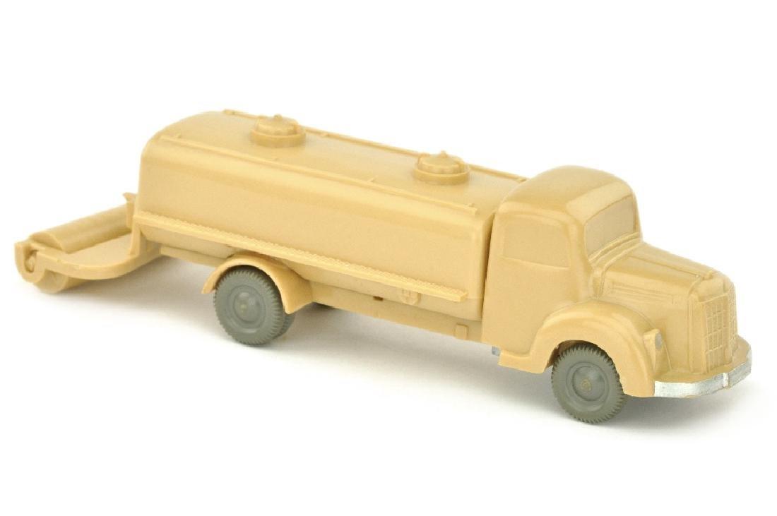 Sprengwagen MB 3500, beige