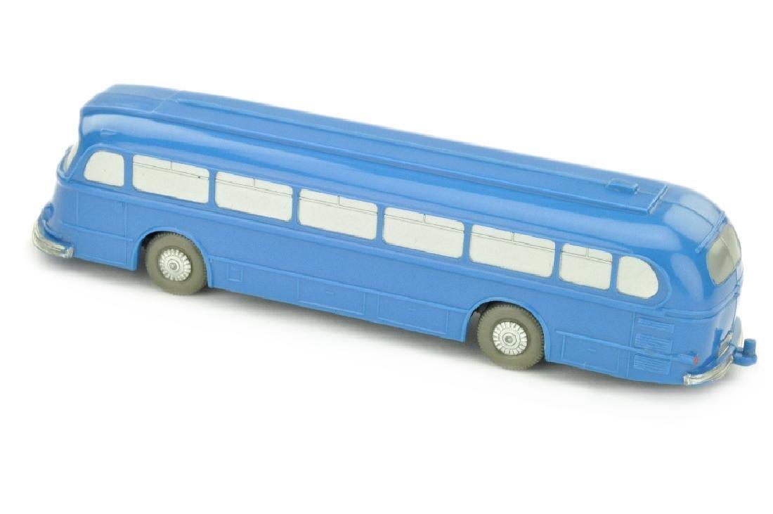 Omnibus Mercedes O 6600, himmelblau - 2