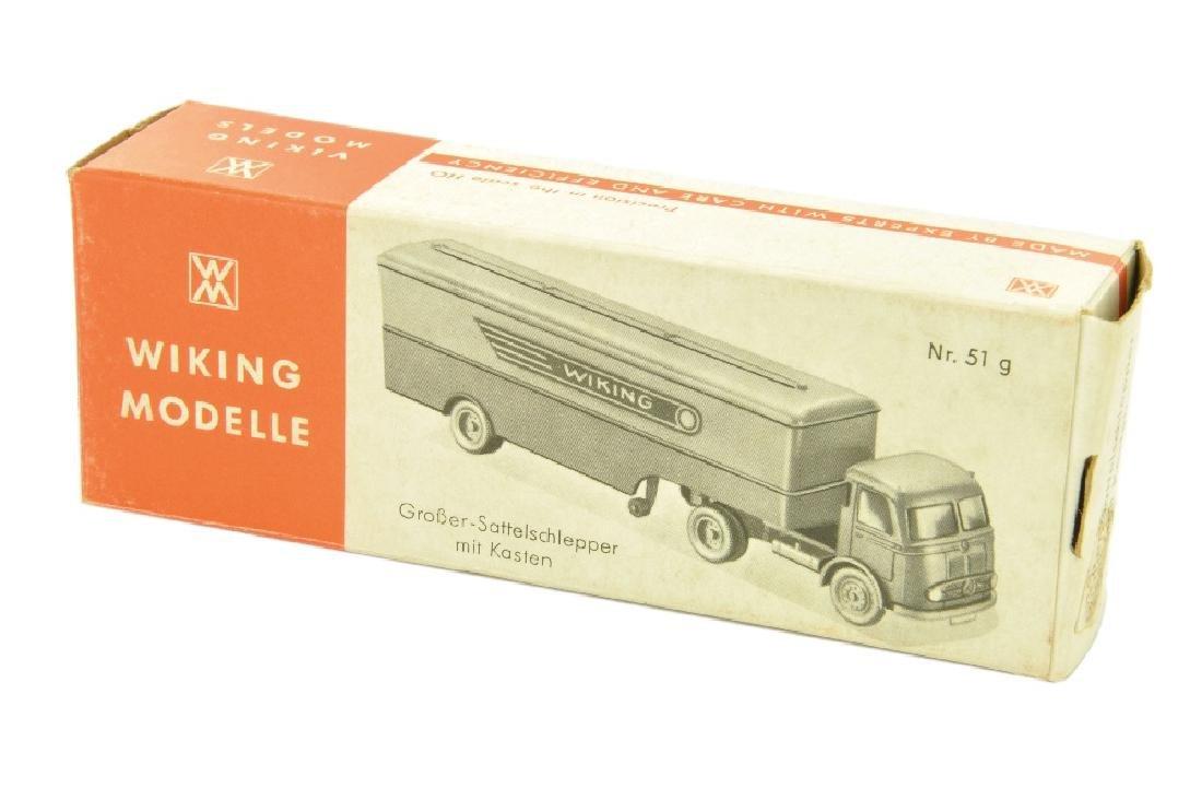 Leerer Originalkarton zum Pullman Sattelzug (51g)