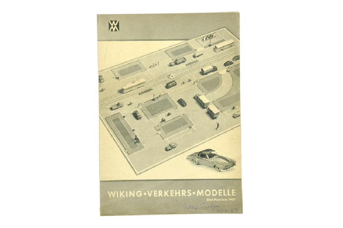 Bild-Preisliste 1957