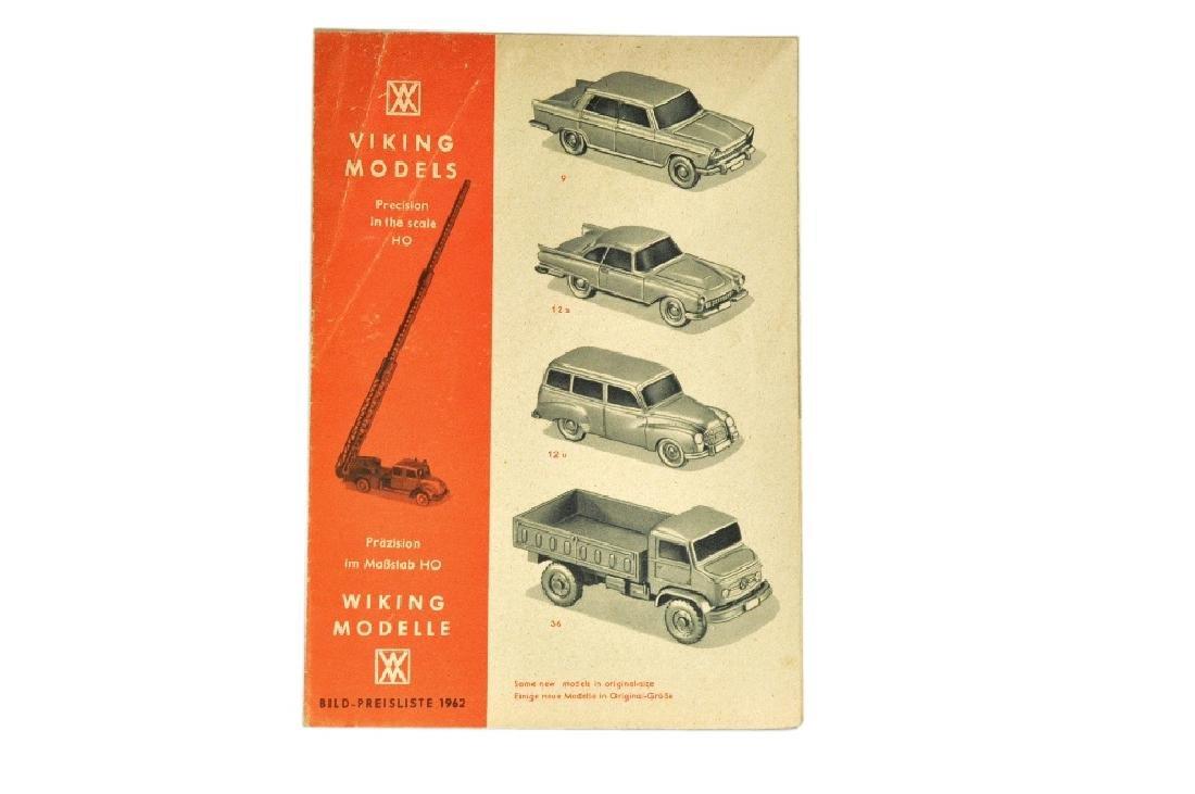 Preisliste 1962 (A 6)