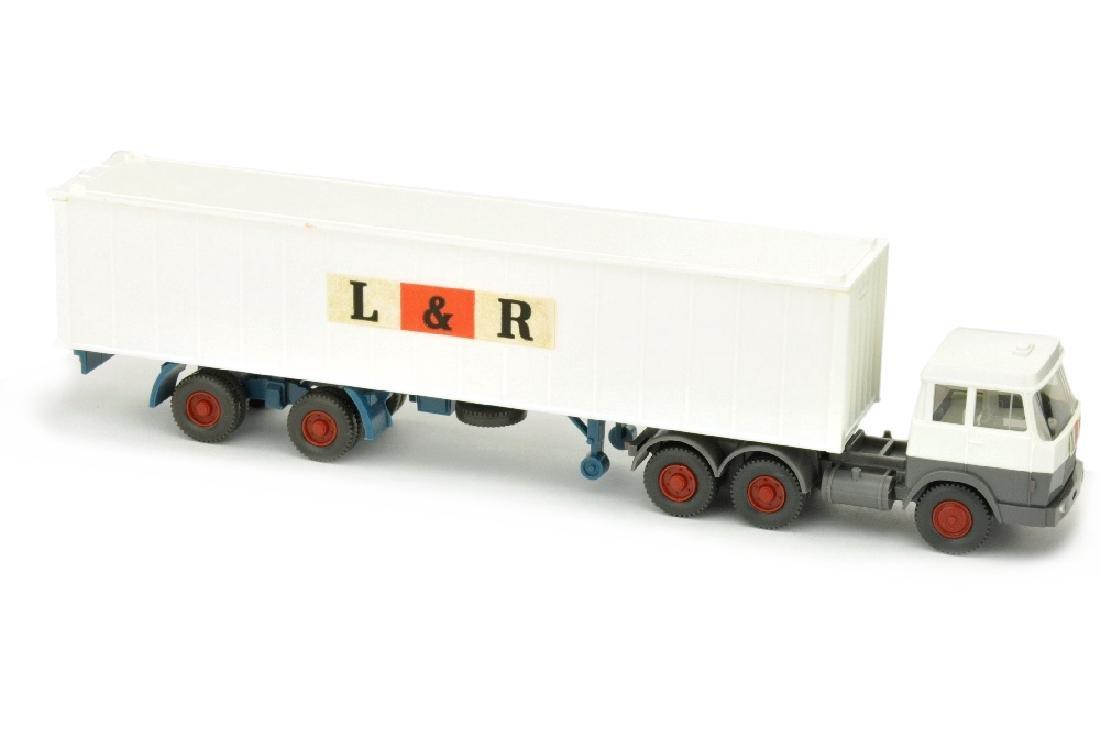 L & R/A - Hanomag-Henschel Alucontainer