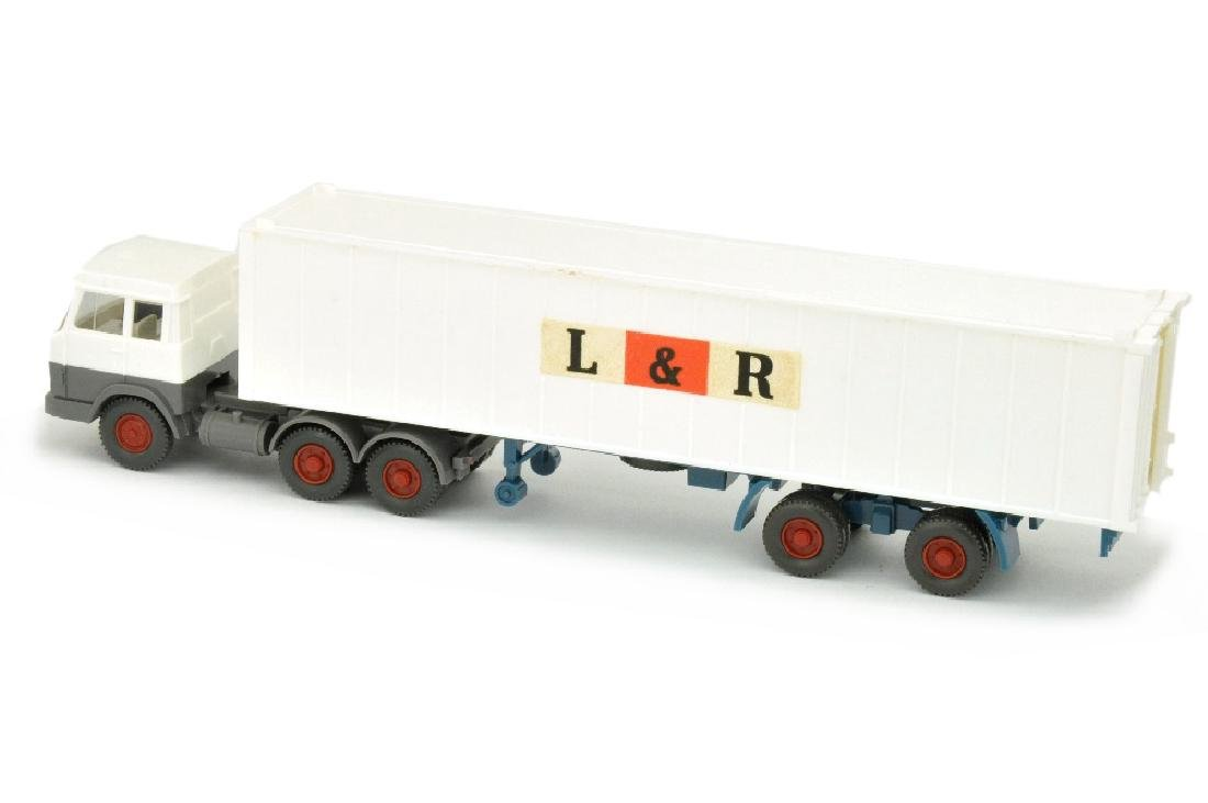 L & R/A - Hanomag-Henschel Alucontainer - 2