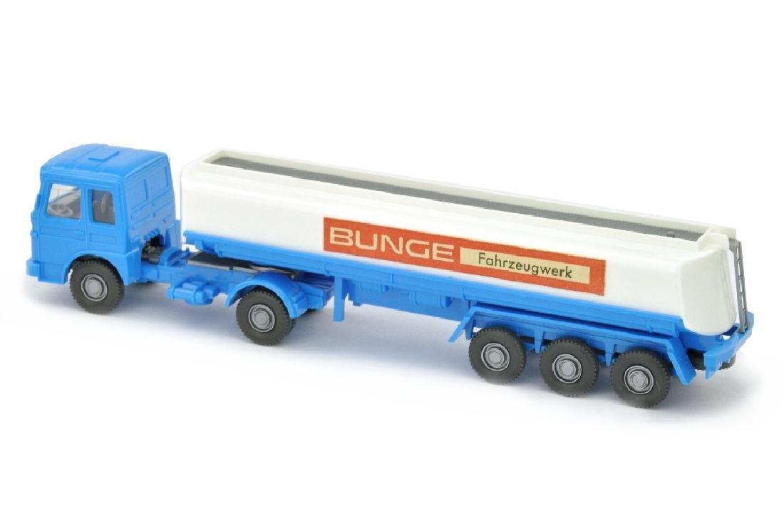 Bunge - Tanksattelzug MAN-Buessing - 2