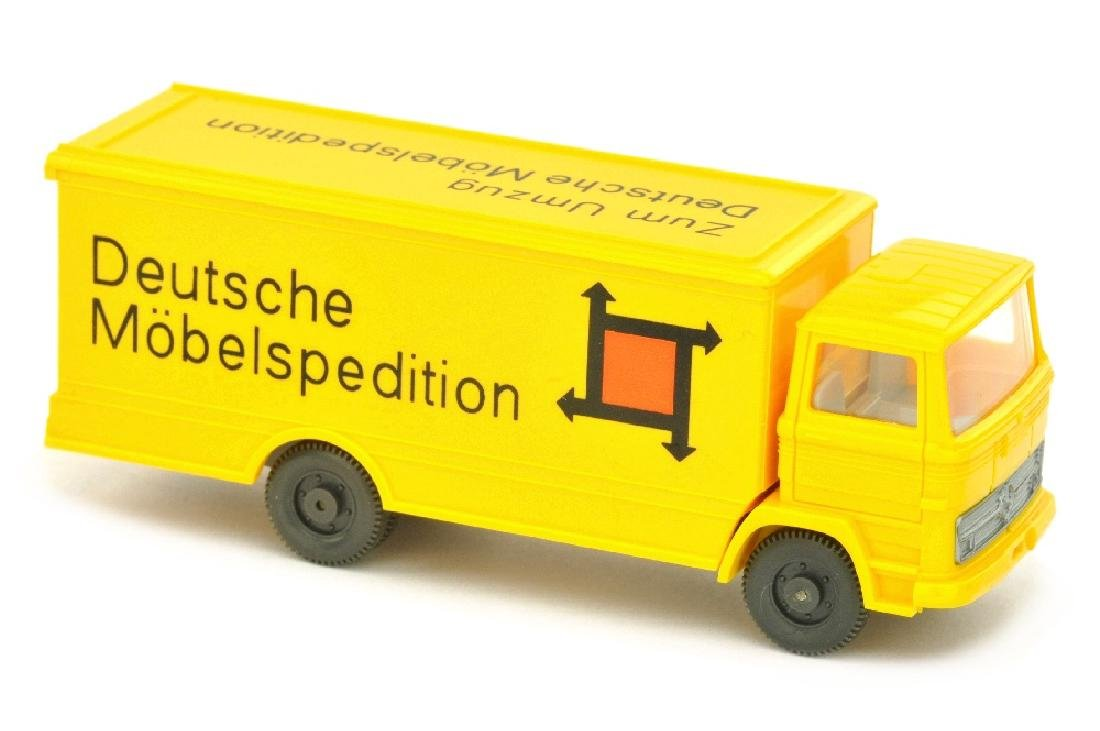 Dt.-Moebelspedition/1C - Koffer-LKW MB 2223