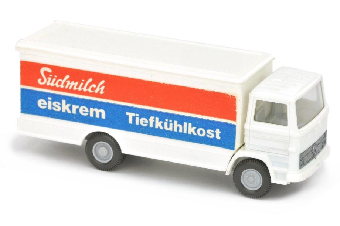 Suedmilch/1A - Koffer-LKW MB 1317 (Aufkleber)