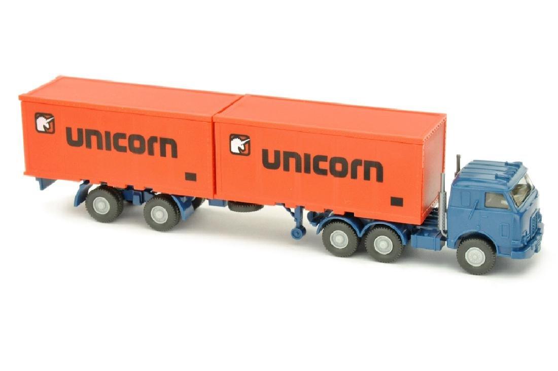 Unicorn/A - US-Zugmaschine, capriblau