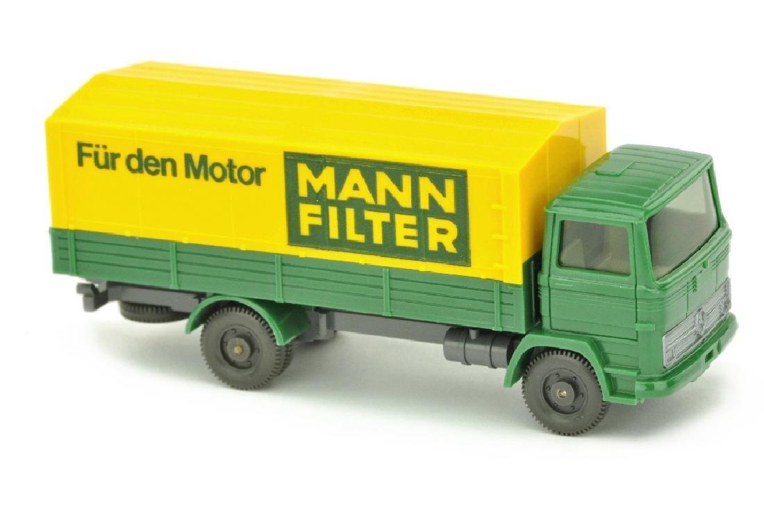 MANN/A - Pritschen-LKW MB 1317
