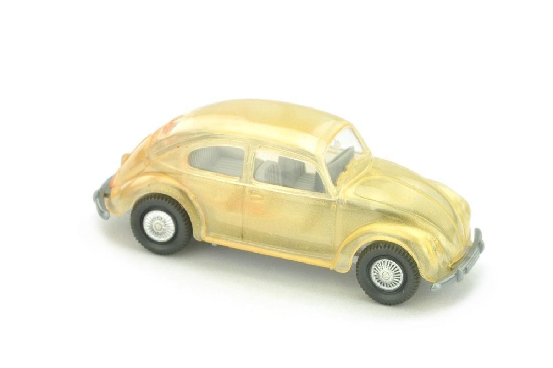 VW Brezelkaefer Veteran, gold-transparent